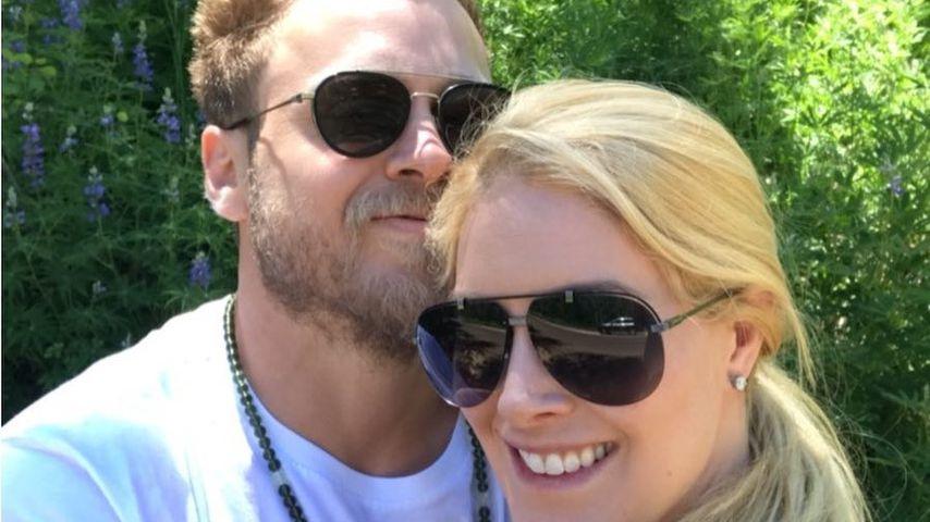 Spencer Pratt und seine Frau Heidi Montag