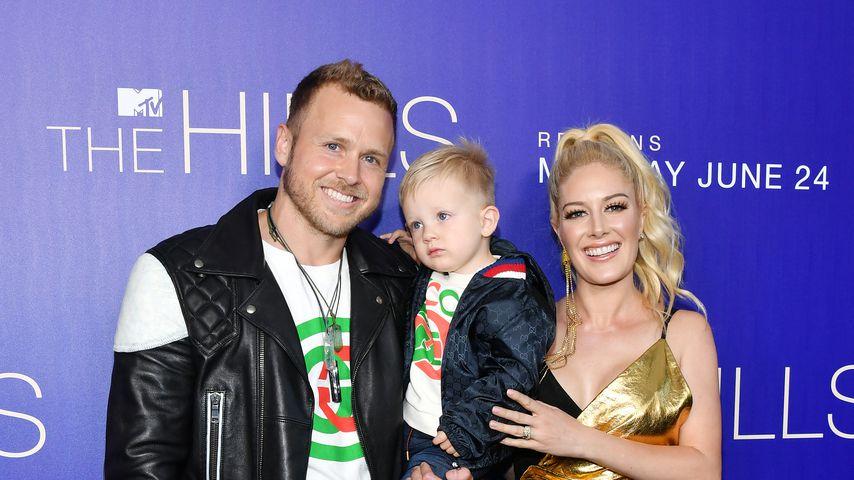 Spencer Pratt und Heidi Montag mit ihrem Sohn, Juni 2019