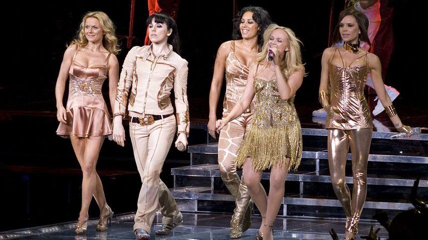 Geri Halliwell: Boykottieren die Spice Girls ihre Hochzeit?