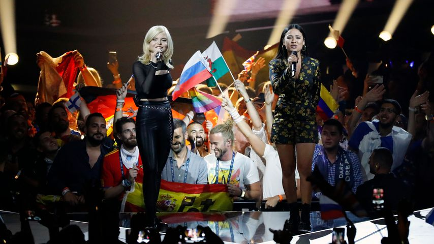 S!sters beim Eurovision Song Contest 2019