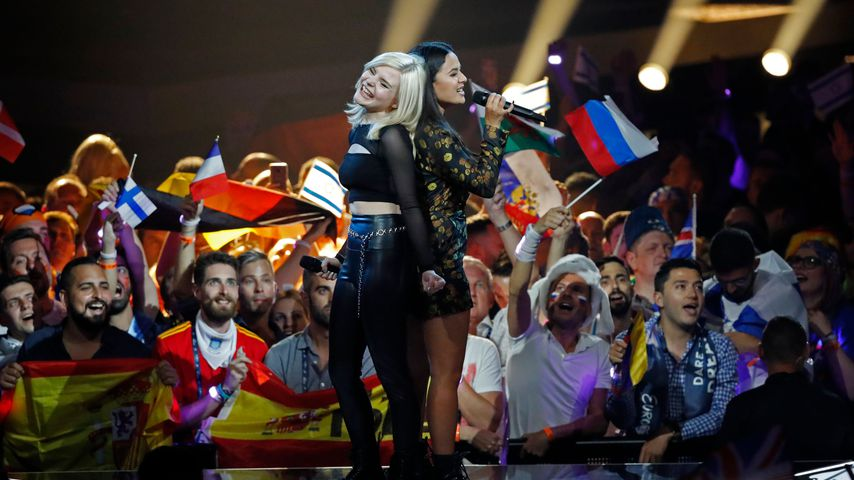 Pop-Duo S!sters beim ESC 2019