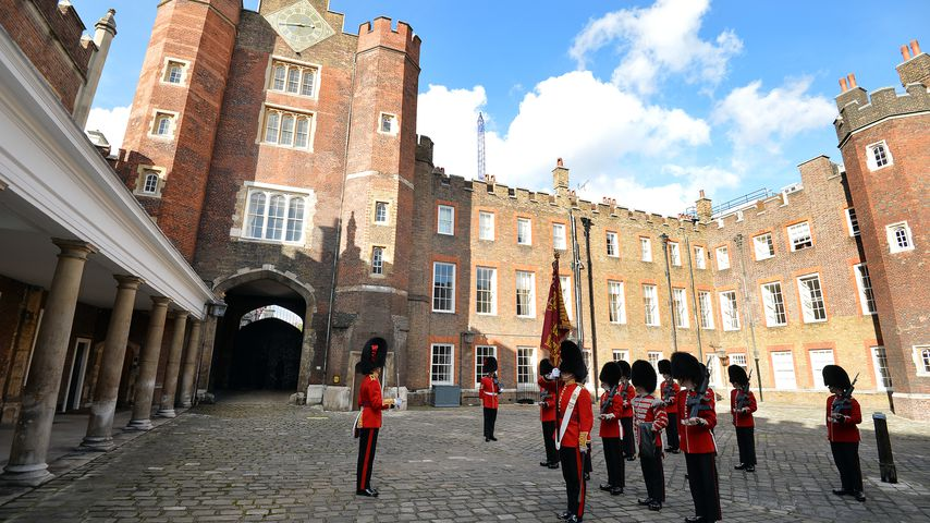 St. James' Palace in London