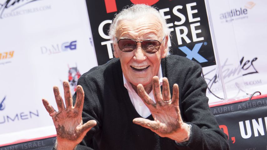 Stan Lee in Hollywood