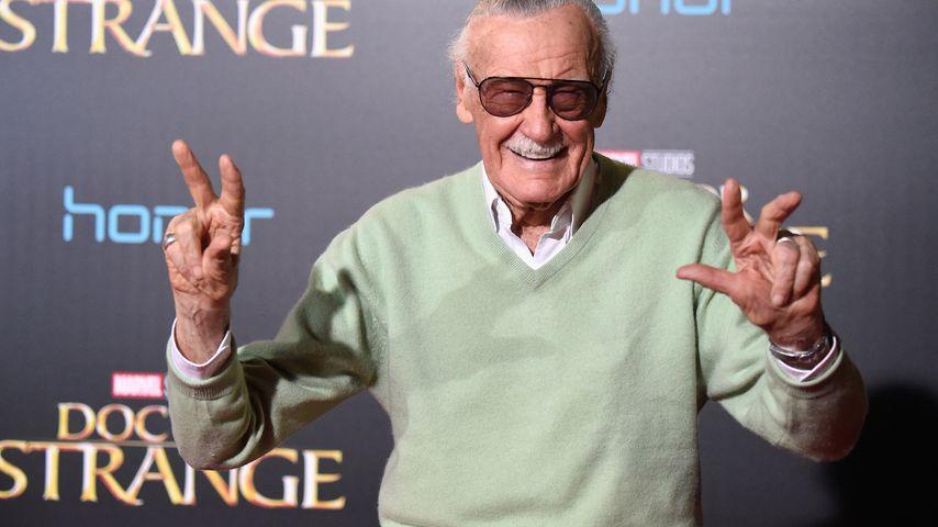 """Stan Lee bei der Premiere von """"Doctor Strange"""""""