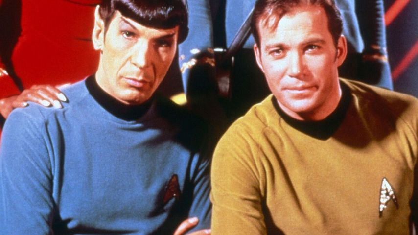 William Shatner und Leonard Nimoy