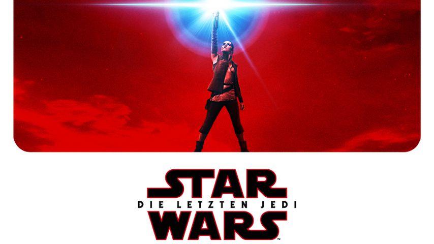"""Wow! Das verrät der """"Star Wars – Die letzten Jedi""""-Trailer"""