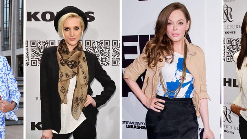 Stilsicherer Fashion-Week-Besuch in NY!