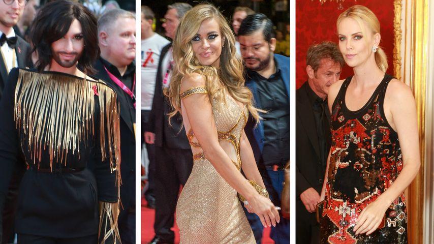 Life Ball in Wien: Conchita, Carmen & Charlize glänzten