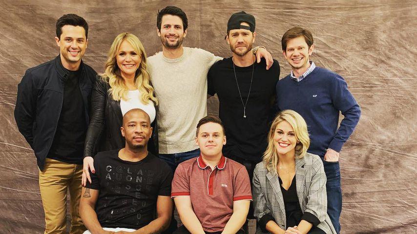 "Cast der Serie ""One Tree Hill"""
