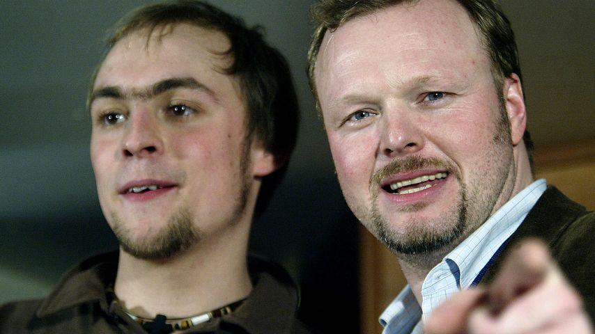 Stefan Raab und Max Mutzke