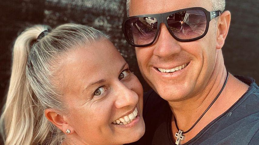Ballermann-Star Stefan Stürmer mit seiner Frau