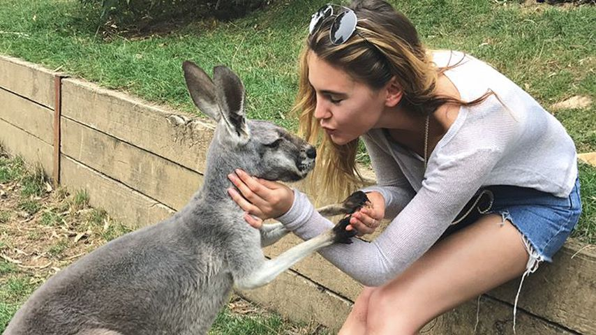 Große Pläne: Zieht Stefanie Giesinger bald nach Australien?