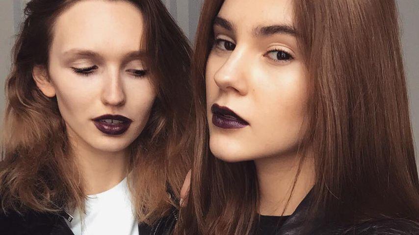 Stefanie Giesinger und Anna Wilken