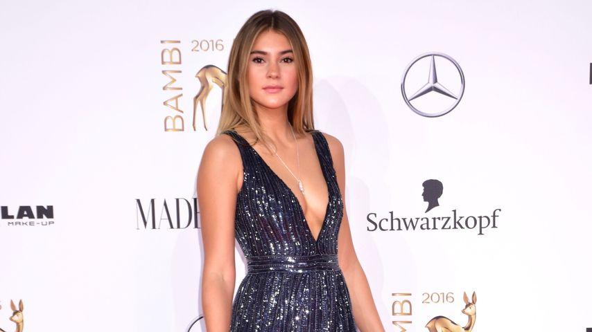 Stefanie Giesinger beim Bambi-Award