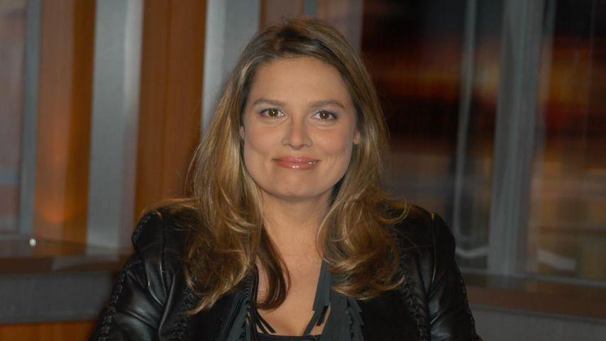 Radiomoderatorin Stefanie Tücking im Oktober 2003