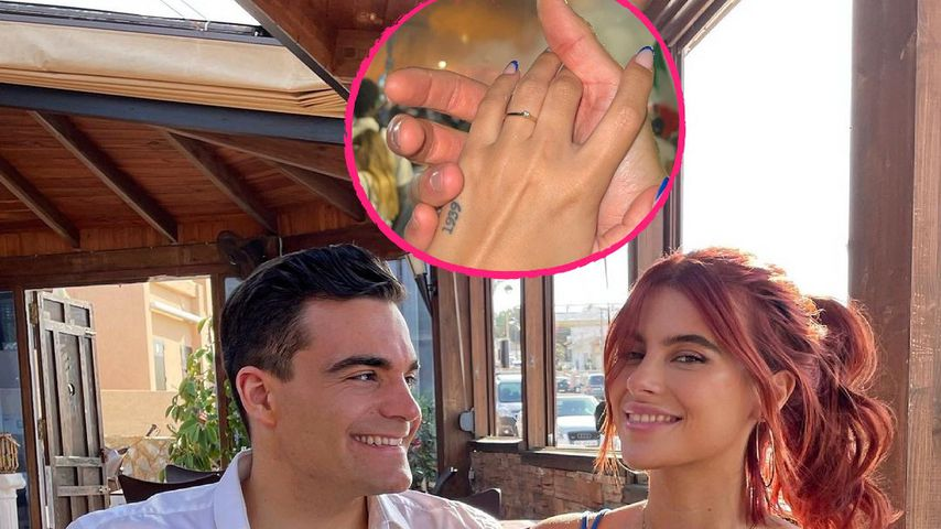 Antrag in Rom: Alle Infos zu Romina und Stefanos Verlobung!