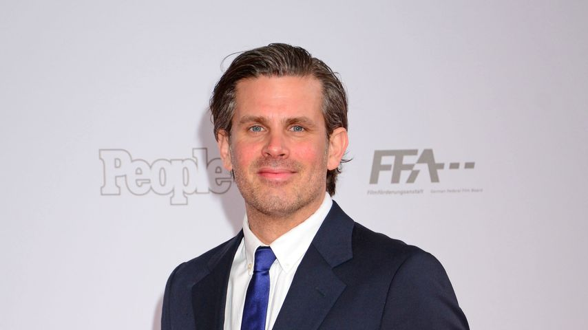 Steffen Groth beim Deutschen Filmpreis 2015