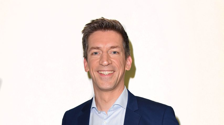 Steffen Hallaschka beim RTL.com Award 2018
