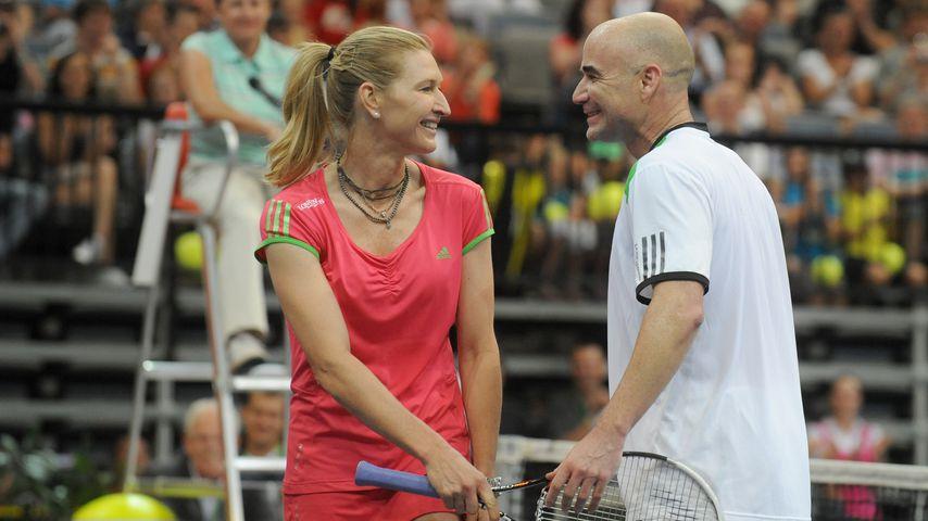Steffi Graf und Andre Agassi: Das ist ihr Ehe-Geheimnis