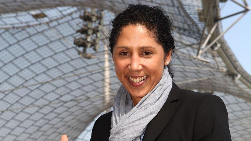 Steffi Jones im März 2012