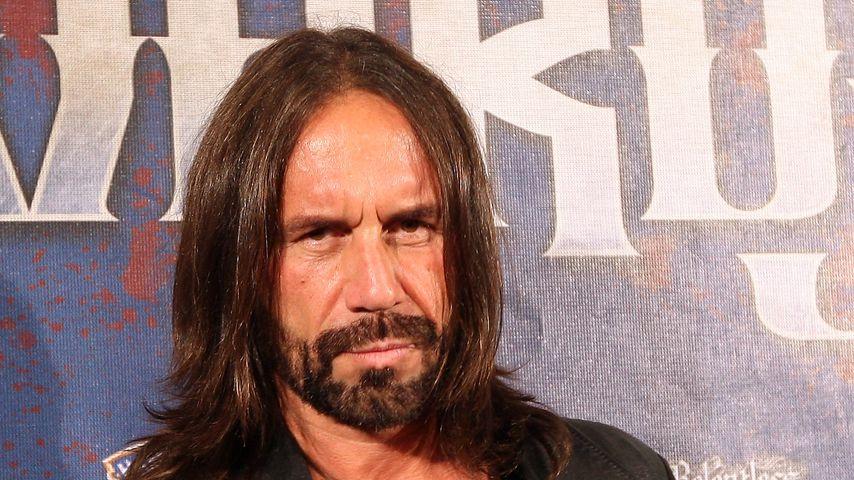 Stephan Weidner bei den Metal Hammer Awards 2013