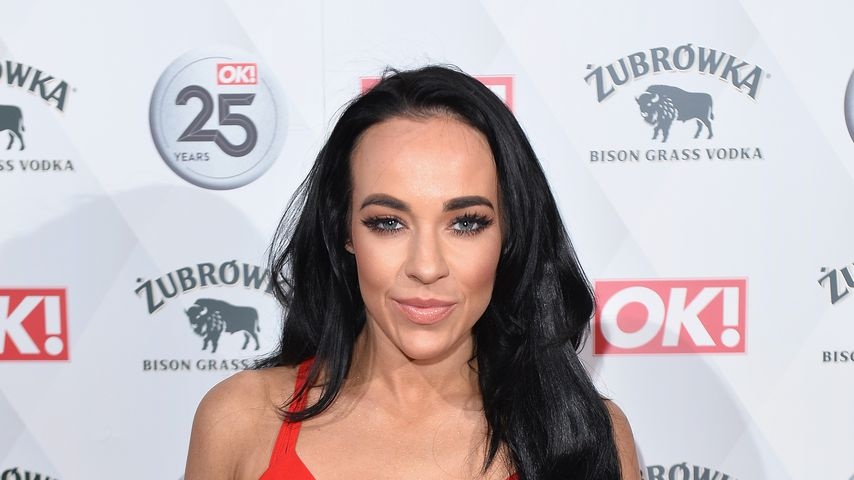 Stephanie Davis bei einem Event in London, März 2018