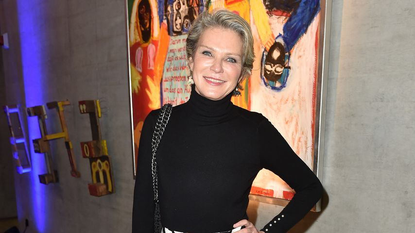 Stephanie Gräfin von Pfuel in Januar 2018