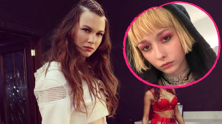 Sallys Abigail-Diss: GNTM-Stephanie sieht's völlig anders!