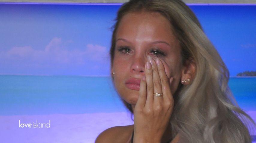 """Love Island""-Tränen: 1. Mega-Zoff bei Stephanie & Julian"
