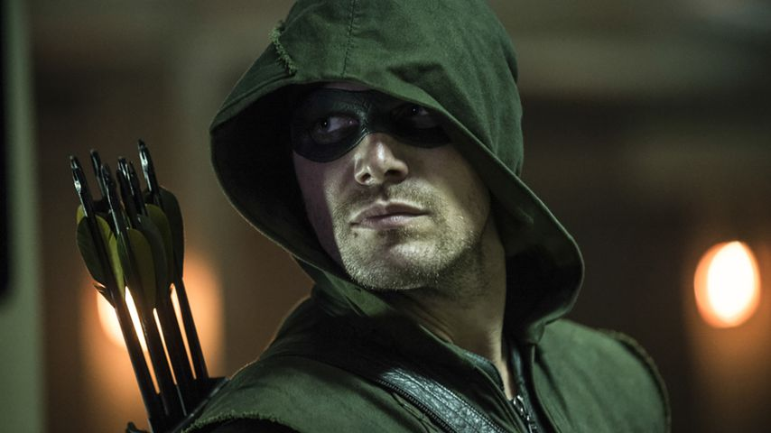 """Stephen Amell in """"Arrow"""""""