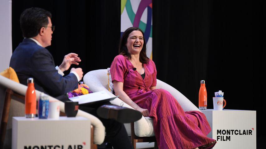 """Stephen Colbert und Rachel Weisz beim """"Montclair Film Festival 2018"""""""
