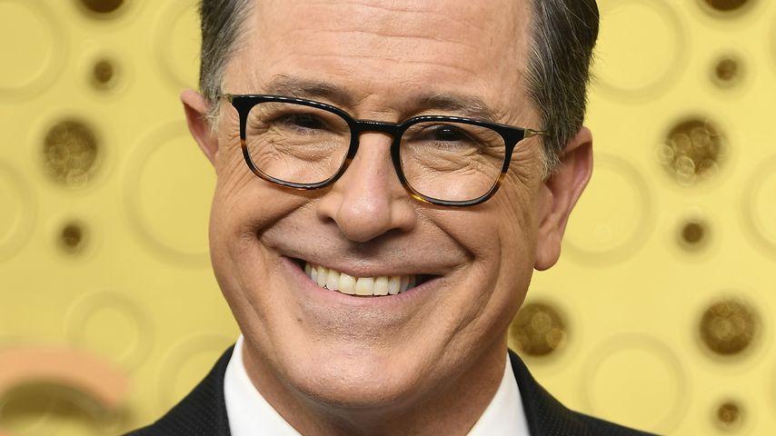 Stephen Colbert im September 2019 in Los Angeles
