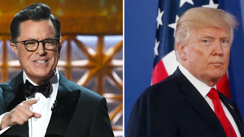 Emmy Awards: Immer wieder Scherze über Donald Trump!