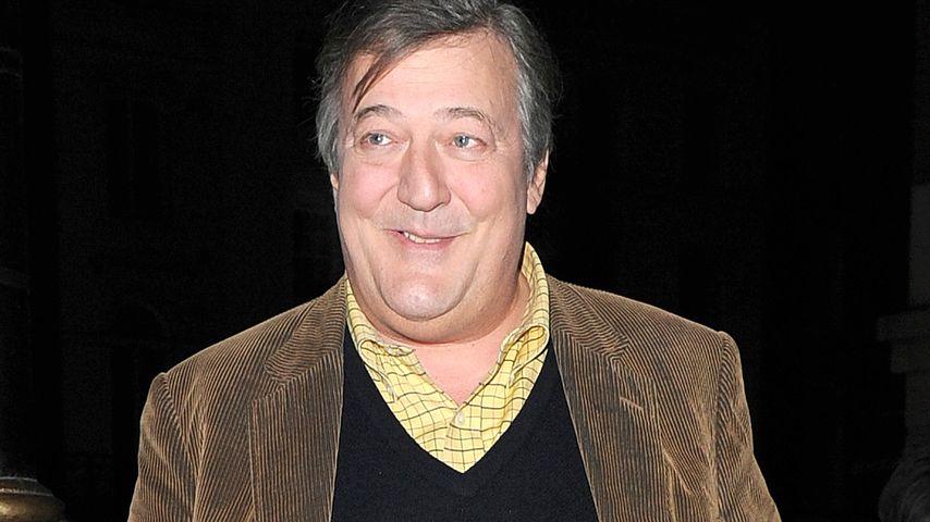 Autsch! Stephen Fry patzte beim Hochzeits-Antrag