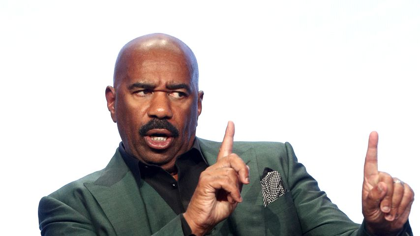 Steve Harvey, US-Moderator