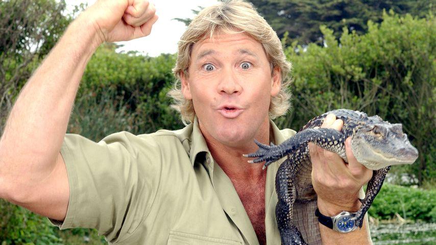 Steve Irwin im Jahr 2002