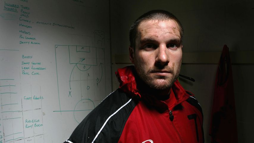 Steve Jagielka, ehemaliger Fußball-Profi