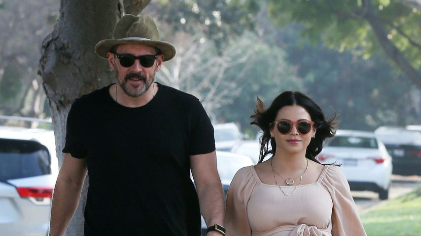 Steve Kazee und Jenna Dewan in Los Angeles