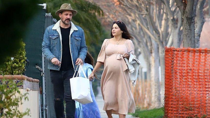 Steve Kazee und Jenna Dewan, Januar 2020