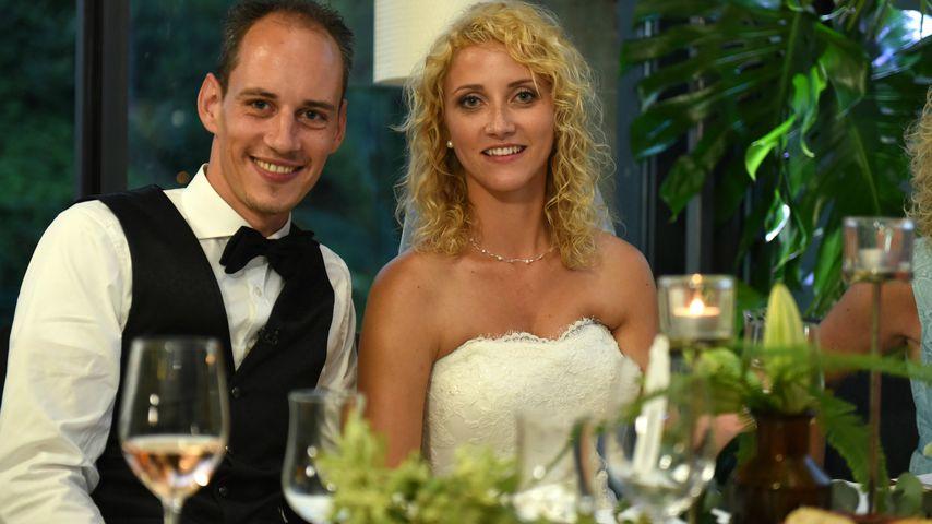 """Steve und Selina, Paar der 4. Staffel von """"Hochzeit auf den ersten Blick"""""""