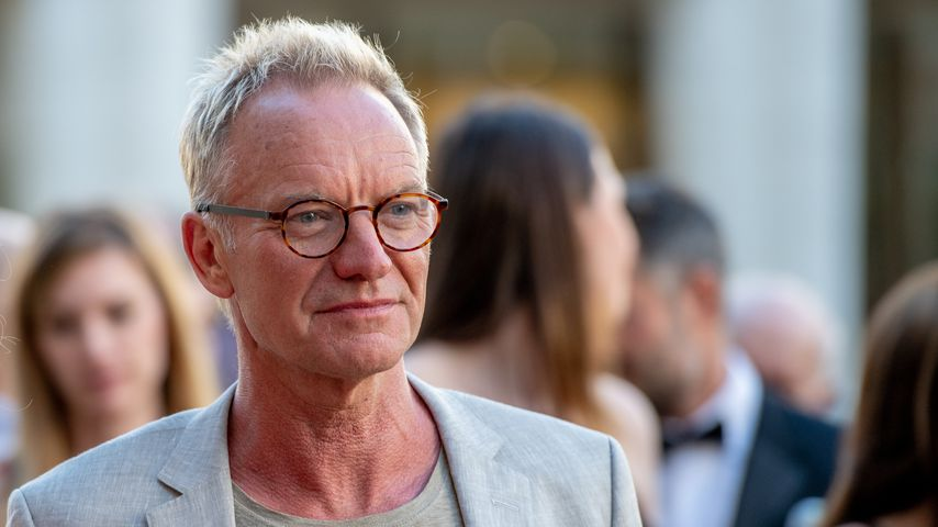 Sting in New York im Mai 2018