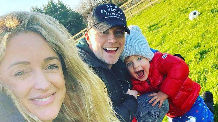 Kurz vor Geburt: Ronan Keating widmet Tochter süße Zeilen