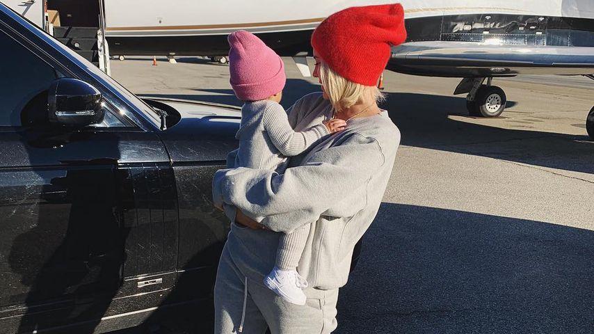 Mutter-Tochter-Style: Kylie Jenner & Stormi im Kuschel-Look!