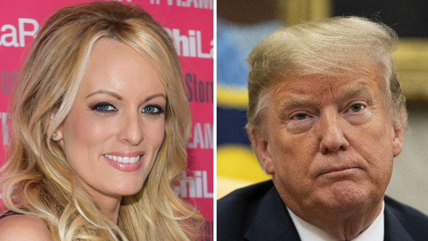 "Porno-Stormy über Trump-Penis: ""Wie Pilzfigur in Mario Kart"""