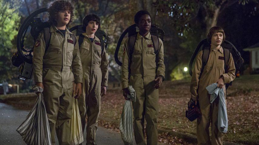 """Stranger Things""-Hauptdarsteller in Staffel 2"