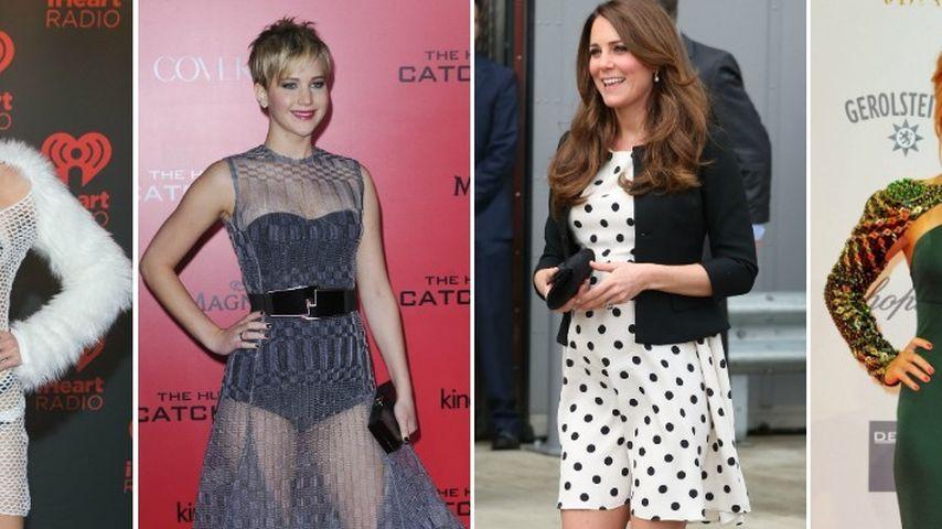 Fashion-Vorbild: Wer ist eure Styling-Queen 2013?