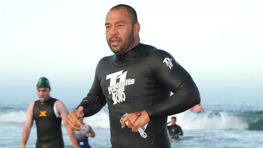Sunny Garcia im September 2008 in Malibu