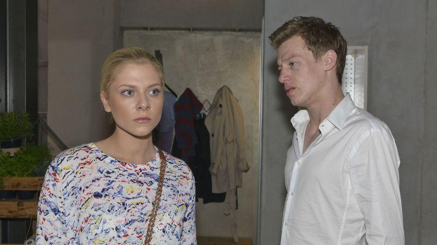 Sunny (Valentina Pahde) und Vince (Vincent Krüger)