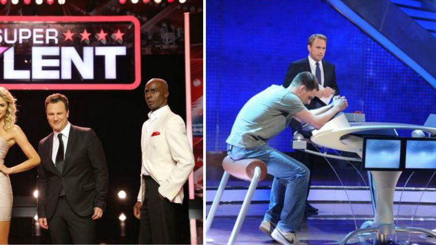 "TV-Duell: ""Supertalent"" oder ""Schlag den Raab""?"