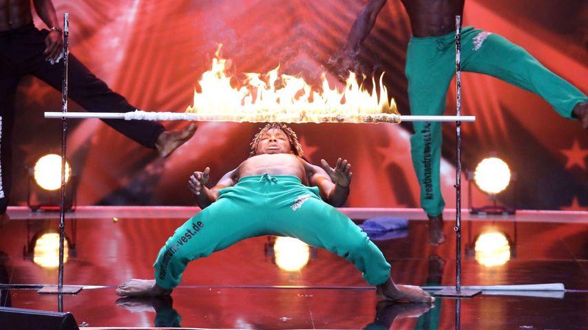 Erste Fotos: So heiß wird es beim Supertalent!